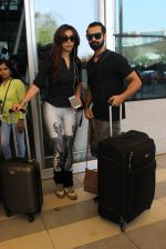 Ashmit Patel snapped at airport on 5th March 2016