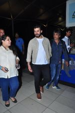 Fawad Khan snapped at airport on 5th March 2016