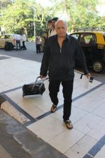 Mahesh Bhatt snapped at airport on 5th March 2016