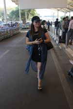 Mahima Chaudhary snapped at airport on 5th March 2016