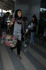 Mugdha Godse snapped at airport on 5th March 2016