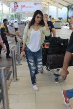 Sonal Chauhan snapped at airport on 5th March 2016 (42)_56dc21388f377.JPG