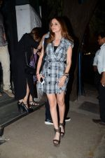 Suzanne kHan snapped in Mumbai on 5th March 2016