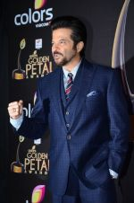Anil Kapoor at Golden Petal Awards in Mumbai on 6th March 2016