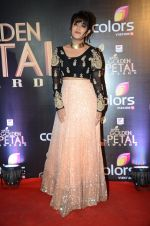 Avika Gor at Golden Petal Awards in Mumbai on 6th March 2016 (183)_56dd2dad3812b.JPG