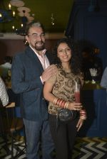 Kabir Bedi, Parveen Dusanj at LIMA restaurant launch in Mumbai on 6th March 2016
