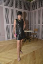 Mandira Bedi at LIMA restaurant launch in Mumbai on 6th March 2016