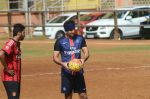 Ranbir Kapoor at soccer match on 6th March 2016