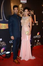 Rochelle Rao at Golden Petal Awards in Mumbai on 6th March 2016 (146)_56dd2e5190009.JPG