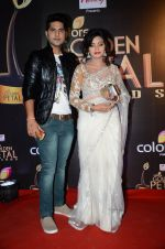 at Golden Petal Awards in Mumbai on 6th March 2016 (120)_56dd2de28b98c.JPG