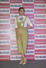 Alia Bhatt at Filmfare cover launch on 7th March 2016