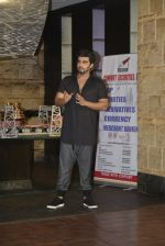 Arjun Kapoor at ki and ka promotional event on 7th March 2016