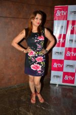 Deepshikha at screening at cinepolis for & tv on 7th March 2016 (72)_56deb15a58388.JPG