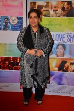 Farida Jalal at the launch of Love Shots film launch on 7th March 2016 (91)_56deb526f25bd.JPG