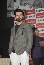 Fawad Khan at Filmfare cover launch on 7th March 2016