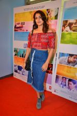 Rhea Chakraborty at the launch of Love Shots film launch on 7th March 2016 (47)_56deb57dd4583.JPG