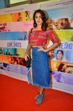 Rhea Chakraborty at the launch of Love Shots film launch on 7th March 2016 (48)_56deb57f0aac0.JPG