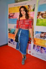 Rhea Chakraborty at the launch of Love Shots film launch on 7th March 2016 (51)_56deb582634b6.JPG