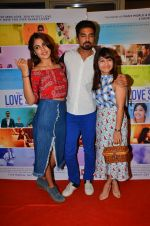 Rhea Chakraborty, Saqib Saleem at the launch of Love Shots film launch on 7th March 2016 (84)_56deb5be1ce09.JPG
