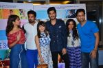 Rhea Chakraborty, Saqib Saleem, Mohit Marwah, Tillotama Shome, Salim Merchant at the launch of Love Shots film launch on 7th March 2016 (88)_56deb5a8275da.JPG