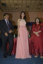 Aditi Arya Miss India the brand ambassador for Dena Bank on 8th March 2016 (13)_56e006a67d89f.JPG
