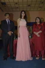 Aditi Arya Miss India the brand ambassador for Dena Bank on 8th March 2016 (14)_56e006a8e6653.JPG