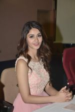 Aditi Arya Miss India the brand ambassador for Dena Bank on 8th March 2016