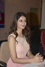Aditi Arya Miss India the brand ambassador for Dena Bank on 8th March 2016 (20)_56e006b563b0e.JPG