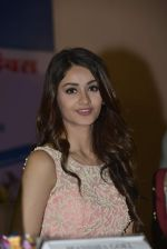 Aditi Arya Miss India the brand ambassador for Dena Bank on 8th March 2016 (27)_56e006c00ce33.JPG