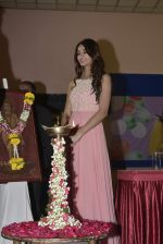 Aditi Arya Miss India the brand ambassador for Dena Bank on 8th March 2016 (8)_56e006a0d3c4d.JPG