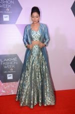 Candice Pinto at Lakme Fashion Week Preview on 8th March 2016