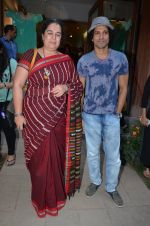 Farhan Akhtar, Reena Dutta at Sneha foundation in Mumbai on 8th March 2016 (25)_56e0082c501e1.JPG