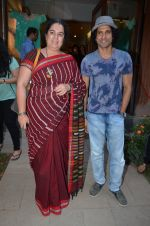 Farhan Akhtar, Reena Dutta at Sneha foundation in Mumbai on 8th March 2016 (26)_56e0082d53485.JPG