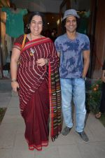 Farhan Akhtar, Reena Dutta at Sneha foundation in Mumbai on 8th March 2016 (28)_56e0082e2c84c.JPG