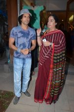 Farhan Akhtar, Reena Dutta at Sneha foundation in Mumbai on 8th March 2016 (40)_56e00832cd391.JPG