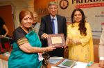 Juhi Chawla at the Priyadarshni Academy_s Literary Awards and Educational Scholarships program ceremony with Dr. Sanjay Deshmukh and Mr. Nanik Rupani on 8th March 2016  (14)_56e0062c1e32e.JPG