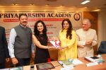 Juhi Chawla at the Priyadarshni Academy_s Literary Awards and Educational Scholarships program ceremony with Dr. Sanjay Deshmukh and Mr. Nanik Rupani on 8th March 2016  (16)_56e0062ea0d5b.JPG
