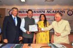 Juhi Chawla at the Priyadarshni Academy_s Literary Awards and Educational Scholarships program ceremony with Dr. Sanjay Deshmukh and Mr. Nanik Rupani on 8th March 2016  (8)_56e00625bed3d.JPG