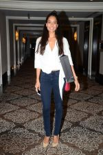 Lisa Haydon at Lakme Fashion Week Preview on 8th March 2016