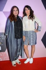 Mini Mathur at Lakme Fashion Week Preview on 8th March 2016
