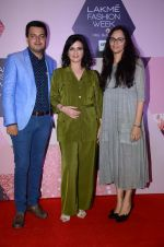 Neeta Lulla at Lakme Fashion Week Preview on 8th March 2016