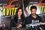 Niharika Raizada, Rajat Barmecha at Waarrior Savitri film launch on 8th March 2016 (31)_56e00e0d7f100.JPG