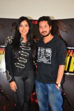Niharika Raizada, Rajat Barmecha at Waarrior Savitri film launch on 8th March 2016 (34)_56e00e0f1a949.JPG