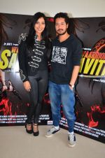 Niharika Raizada, Rajat Barmecha at Waarrior Savitri film launch on 8th March 2016 (36)_56e00e3773120.JPG