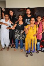 Niharika Raizada, Rajat Barmecha at Waarrior Savitri film launch on 8th March 2016 (41)_56e00e130c562.JPG