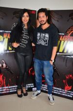 Niharika Raizada, Rajat Barmecha at Waarrior Savitri film launch on 8th March 2016 (43)_56e00e1425632.JPG