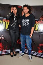 Niharika Raizada, Rajat Barmecha at Waarrior Savitri film launch on 8th March 2016 (44)_56e00e3cd75b4.JPG