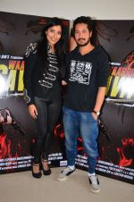 Niharika Raizada, Rajat Barmecha at Waarrior Savitri film launch on 8th March 2016 (46)_56e00e3df1752.JPG