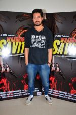 Rajat Barmecha at Waarrior Savitri film launch on 8th March 2016 (52)_56e00e419b05e.JPG