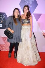 Shibani Dandekar at Lakme Fashion Week Preview on 8th March 2016 (81)_56e00cc293a87.JPG